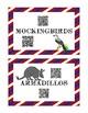 Texas Animal Research QR Codes