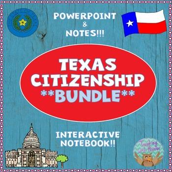 Texas Citizenship ***BUNDLE***