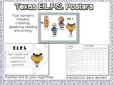 Texas ELPS posters