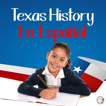 Texas History in Spanish Bundle