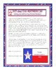 Texas Independence Day-Adding & Subtracting Decimal Numbers