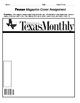 HISTORY  Texas Magazine Cover 2