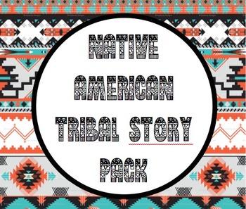 Texas Native American Tribal Stories
