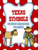 Texas Our Texas - State Symbols Flipbook