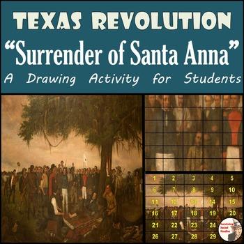 "Texas Revolution - Recreating the ""Surrender of Santa Anna"