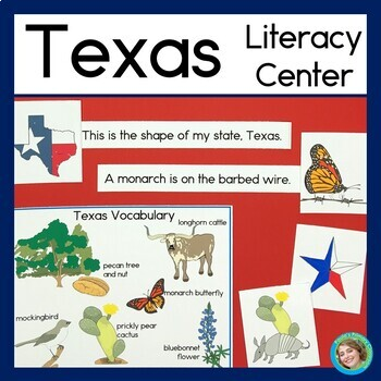 Texas Sentence Picture Match