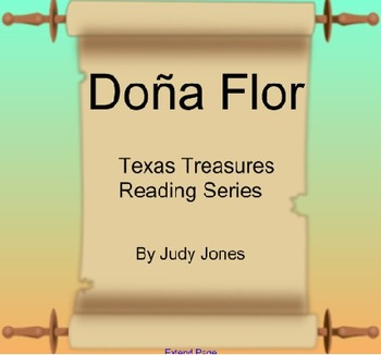 Texas Treasures: Dona Flor