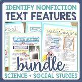Text Features Identification in Nonfiction Passages: Scien