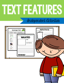 Text Feature - Independent Activities