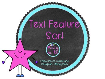 Text Feature Sort