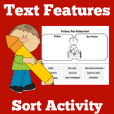 Text Features Assessment Activity