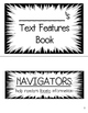 Text Features Booklet - Mustache Theme