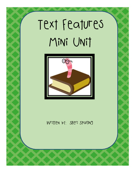 Text Features Pack