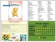 Anchor Chart or Text Features Poster Display or Matching L