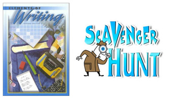 Text Features Scavenger Hunt