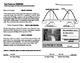 Text Features Worksheet: Bridges. Headings, Diagrams, Time