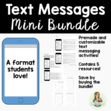 Text Messages and More Mini Bundle