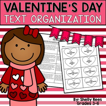 Valentine's Day Reading - Text Structure
