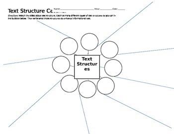 Text Structure Catcher