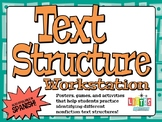 TEXT STRUCTURE Workstation
