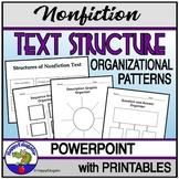 Nonfiction Text Structure PowerPoint
