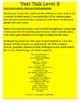 Text Talk Level B: Vocabulary, Comprehension, Test Prep