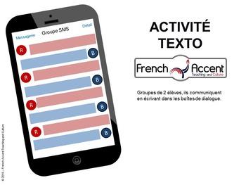 Texto activity