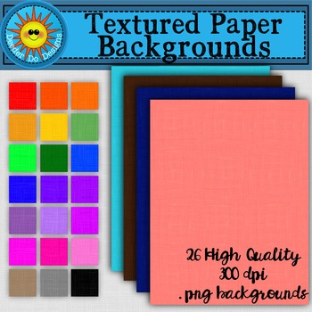 Textured Paper Backgrounds