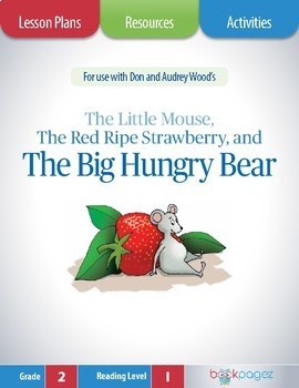 The Little Mouse, The Red Ripe Strawberry... Lesson Plans