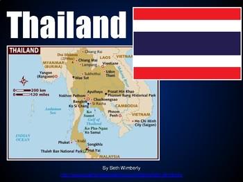 Thailand PowerPoint