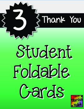Thank You Cards (S.Malek Freebie)
