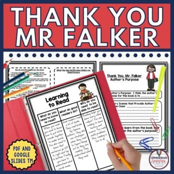 https://www.teacherspayteachers.com/Product/Thank-You-Mr-Falker-by-Patricia-Polacco-1060597