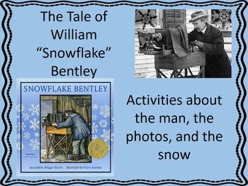 Thank You, Snowflake Bentley!