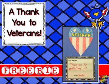 Thank You Veterans (S.Malek)
