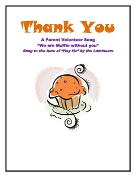 """Thank You """"We are Muffin without You"""""""