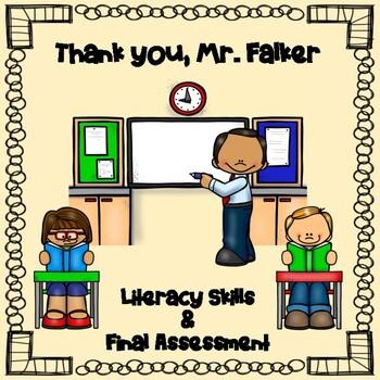 Thank You, Mr. Falker:             Literacy Skills