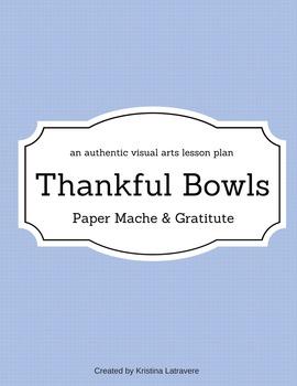 Thankful Bowls