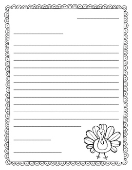 Thankful Friendly Letter Template