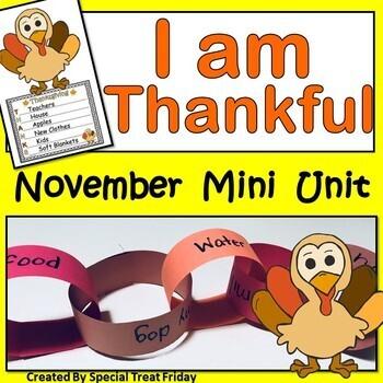 Thankful Lessons