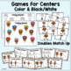 Thanksgiving Addition Games & Printables (Addition to 12)