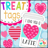 I Love You a Latte Gift Tags