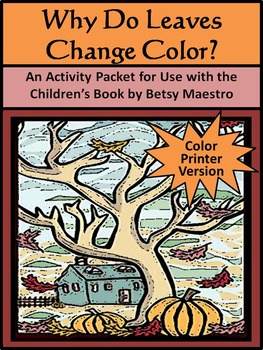 Thanksgiving Activities: Why Do Leaves Change Color in the