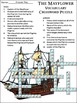 Thanksgiving Activities: The Mayflower Activity Packet Bundle