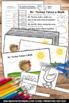 Thanksgiving Literacy Center Activities Emergent Readers T