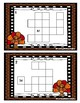 Thanksgiving 100 Chart Puzzlers