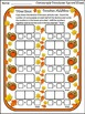 Thanksgiving Math Activities: Cornucopia Thanksgiving Domi