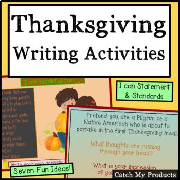 Thanksgiving Acrostic Poem Power Point