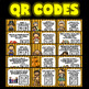 Thanksgiving QR Codes Scavenger Hunt
