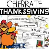 Thanksgiving Activities Non-Fiction