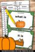 Thanksgiving Grammar ELA Contractions Language Games & Act